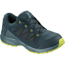 Salomon XA Elevate CSWP - Chaussures running Enfant - gris